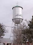 Water Tower in My Town